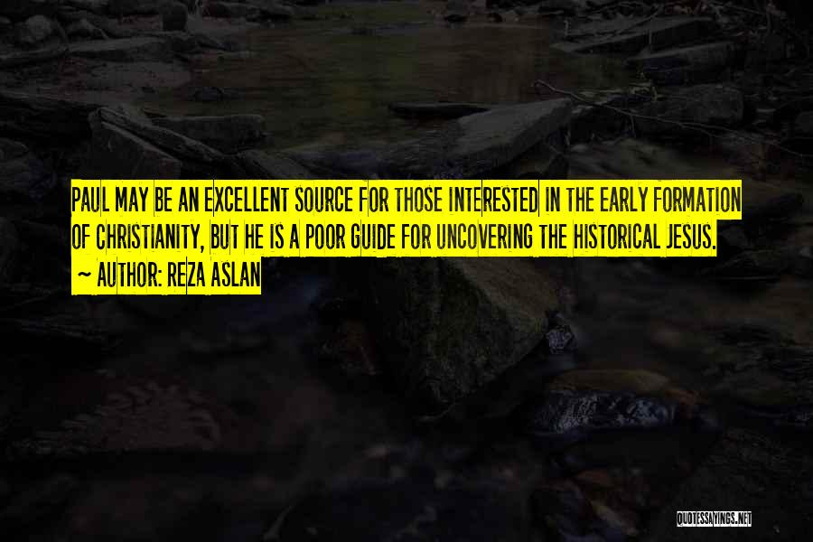 Uncovering Quotes By Reza Aslan