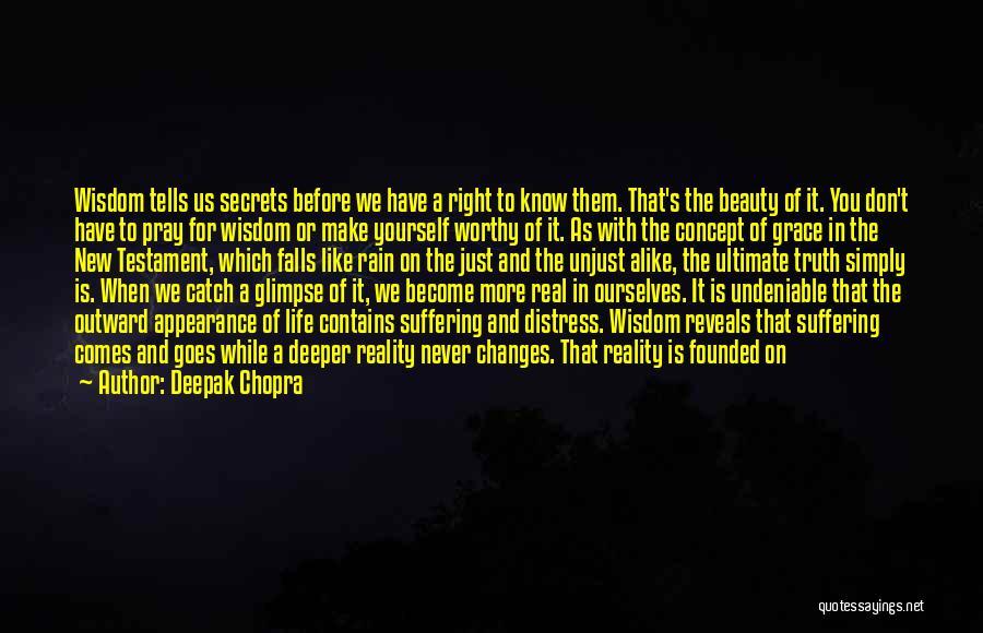 Undeniable Love Quotes By Deepak Chopra