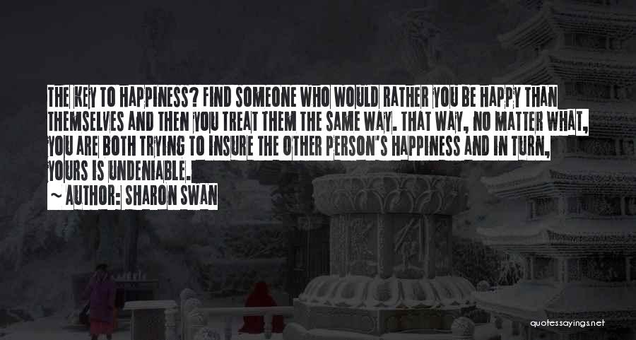 Undeniable Love Quotes By Sharon Swan