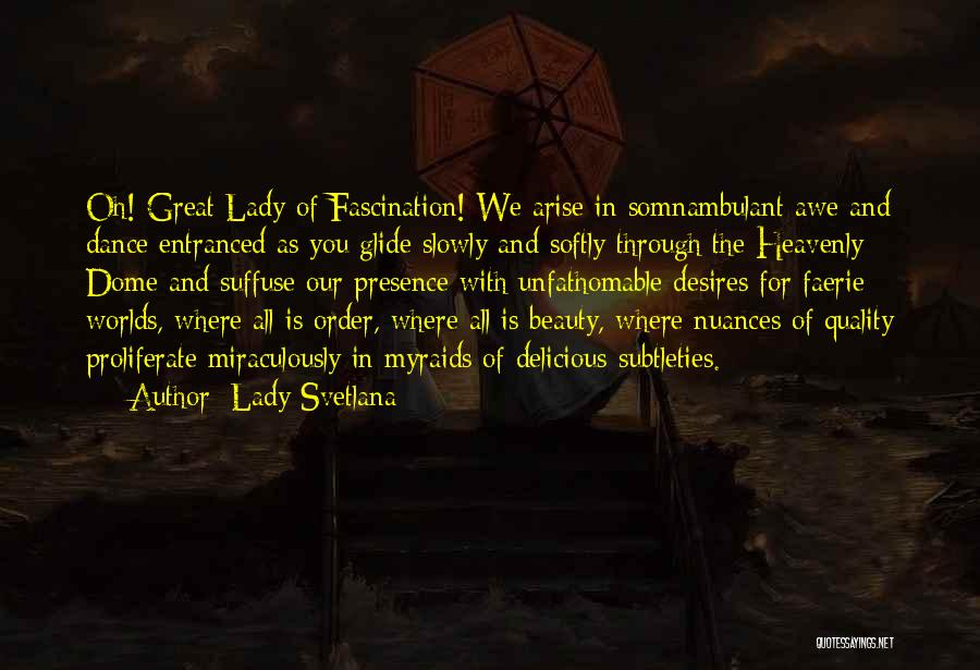 Under The Dome Best Quotes By Lady Svetlana