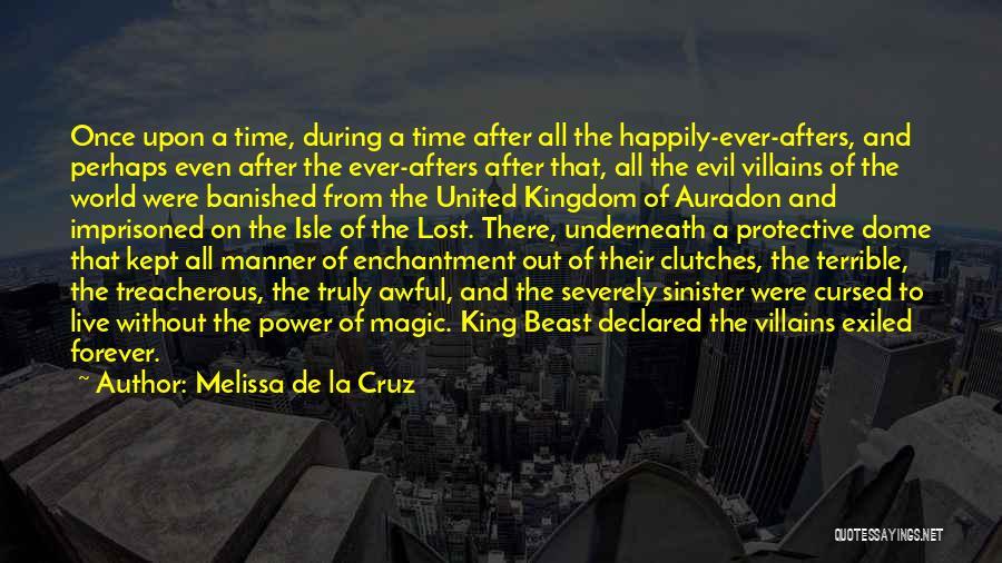 Under The Dome Best Quotes By Melissa De La Cruz