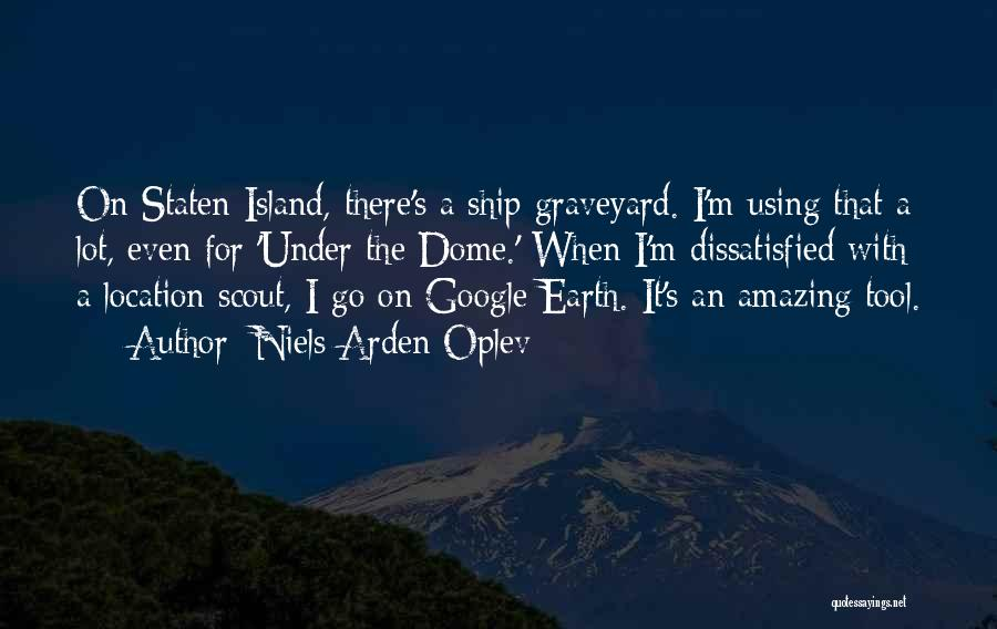 Under The Dome Best Quotes By Niels Arden Oplev