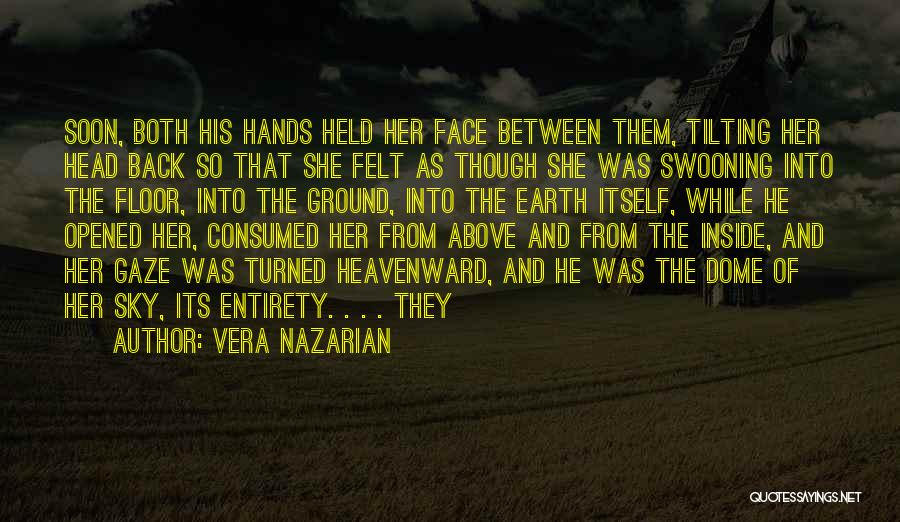 Under The Dome Best Quotes By Vera Nazarian