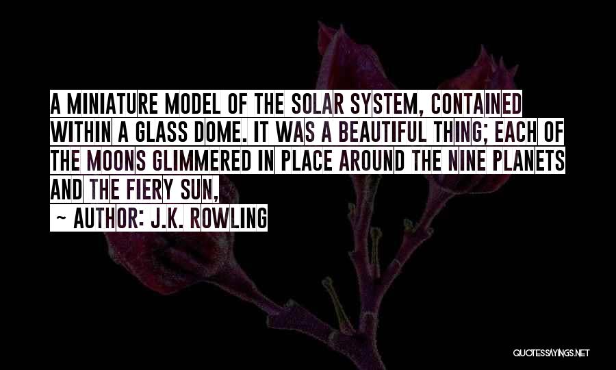 Under The Dome Quotes By J.K. Rowling