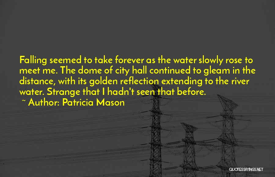 Under The Dome Quotes By Patricia Mason