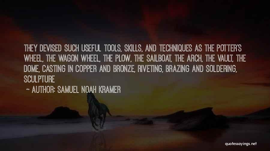 Under The Dome Quotes By Samuel Noah Kramer