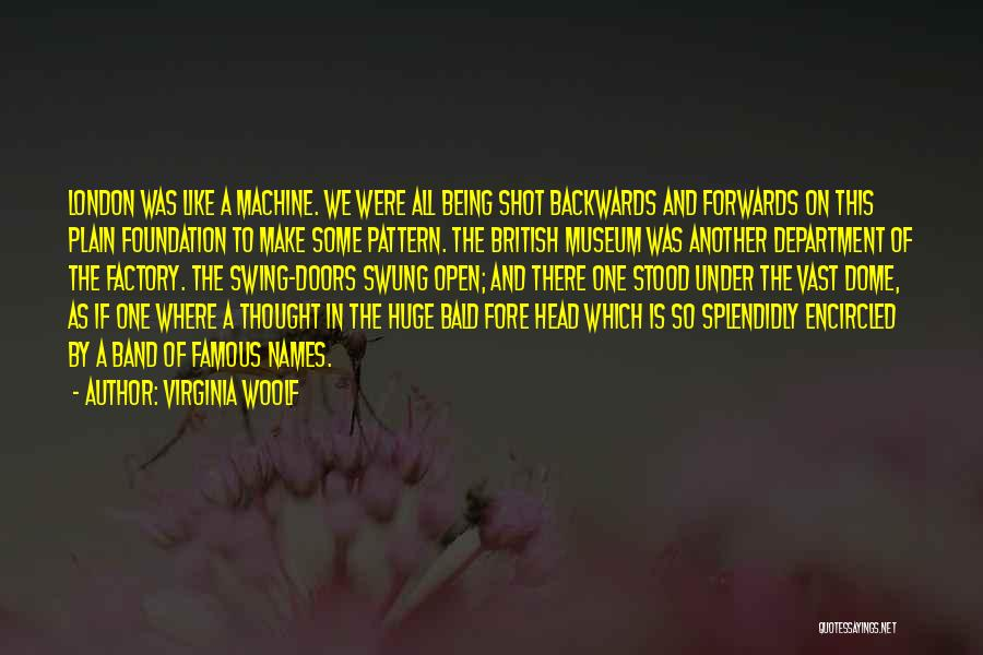 Under The Dome Quotes By Virginia Woolf
