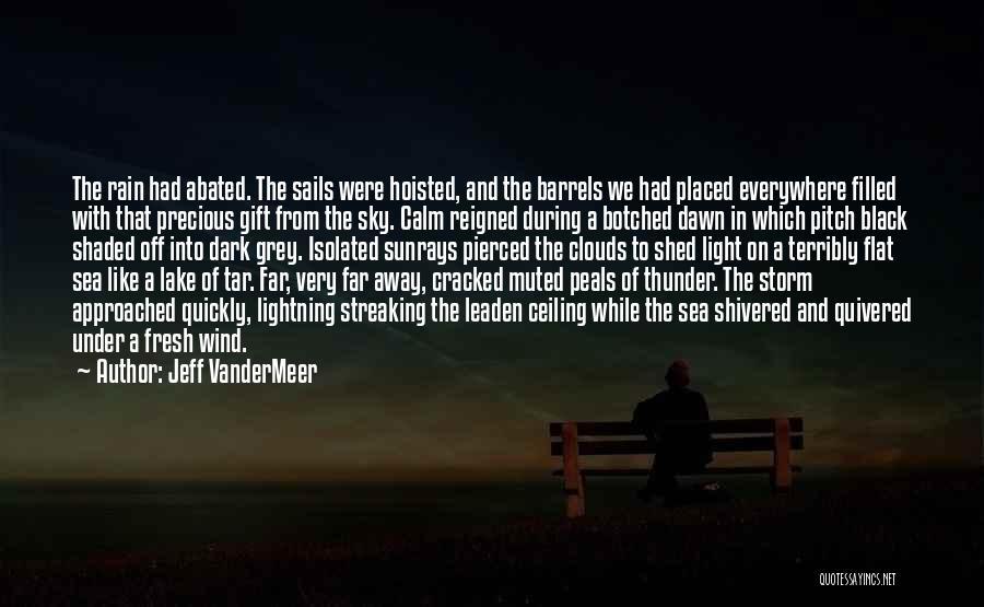 Under The Sea Wind Quotes By Jeff VanderMeer