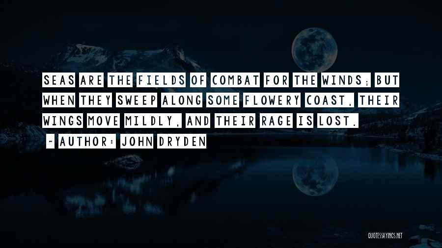 Under The Sea Wind Quotes By John Dryden