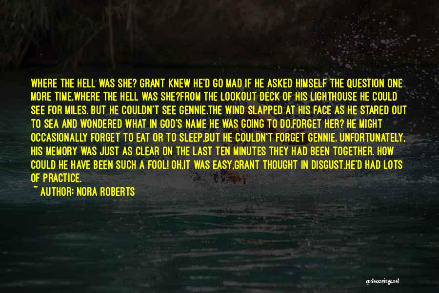 Under The Sea Wind Quotes By Nora Roberts