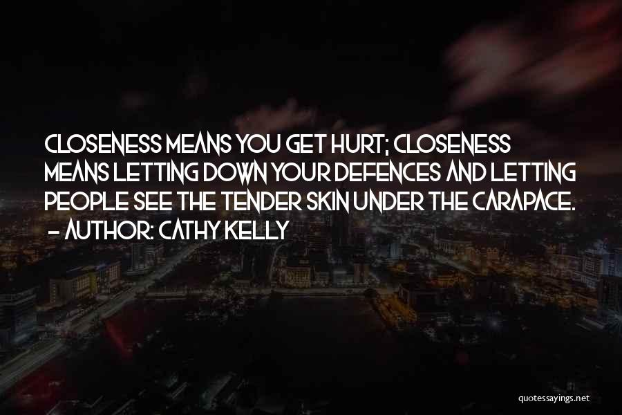 Under The Skin Quotes By Cathy Kelly