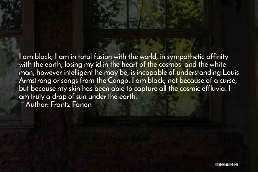 Under The Skin Quotes By Frantz Fanon