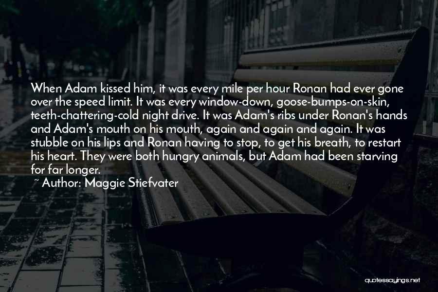 Under The Skin Quotes By Maggie Stiefvater