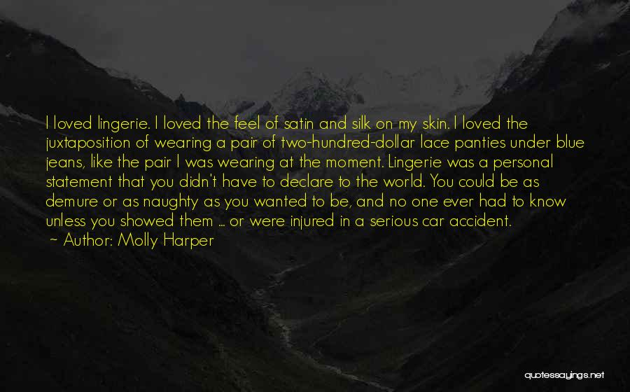 Under The Skin Quotes By Molly Harper