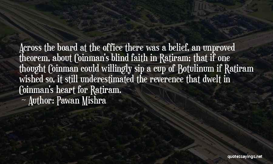 Underestimated Quotes By Pawan Mishra
