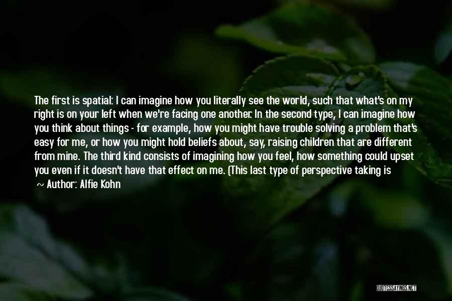 Understand Your Feelings Quotes By Alfie Kohn