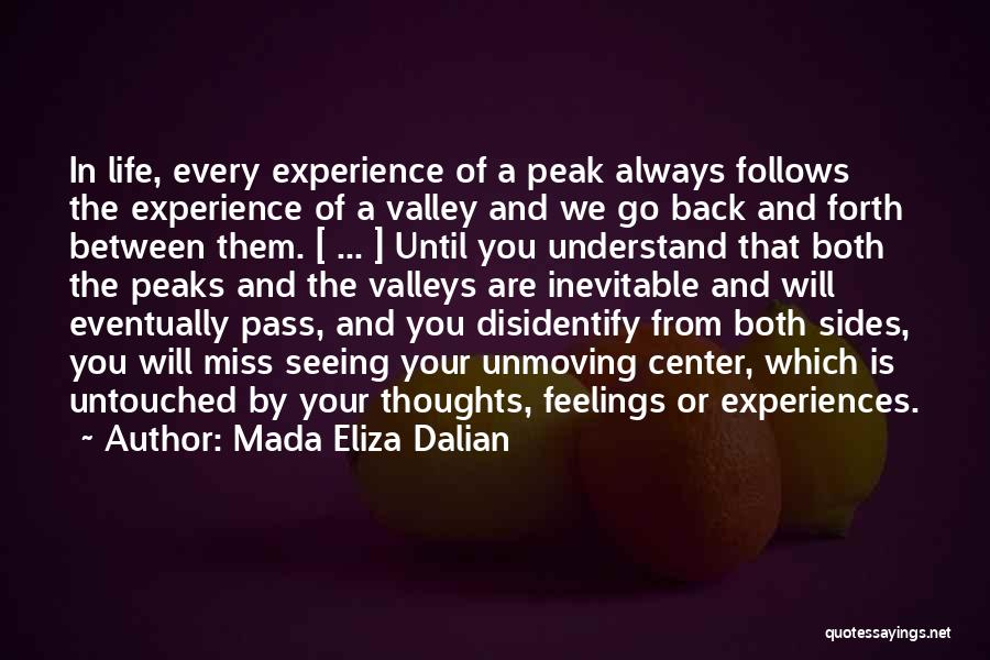 Understand Your Feelings Quotes By Mada Eliza Dalian