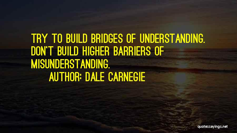 Understanding And Misunderstanding Quotes By Dale Carnegie