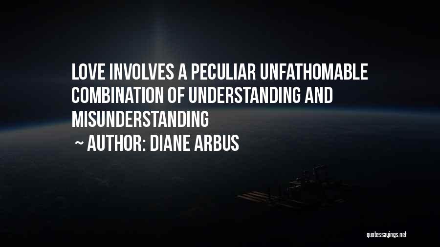 Understanding And Misunderstanding Quotes By Diane Arbus