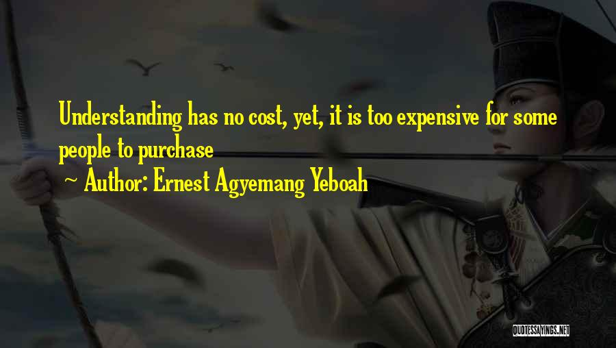 Understanding And Misunderstanding Quotes By Ernest Agyemang Yeboah