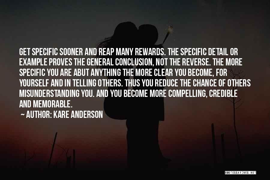 Understanding And Misunderstanding Quotes By Kare Anderson