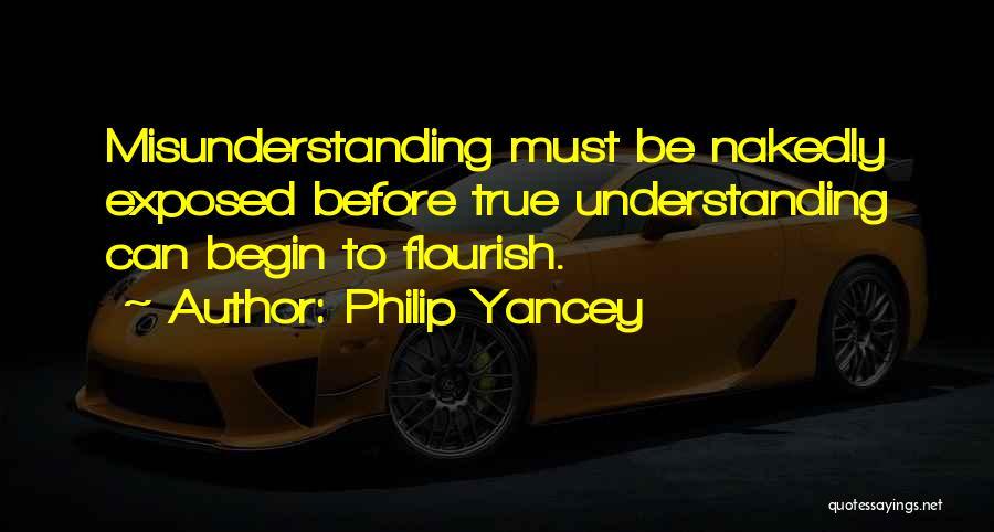 Understanding And Misunderstanding Quotes By Philip Yancey