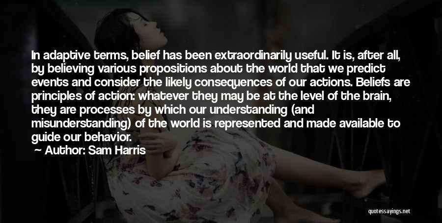 Understanding And Misunderstanding Quotes By Sam Harris