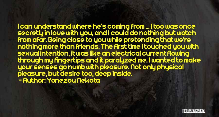 Understanding Lovers Quotes By Yonezou Nekota