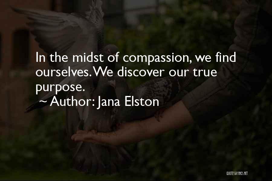Understanding True Love Quotes By Jana Elston