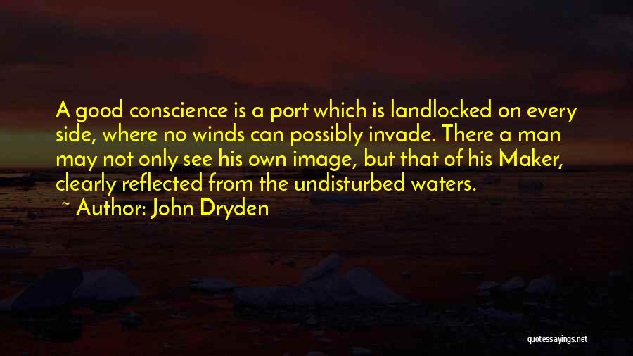 Undisturbed Quotes By John Dryden