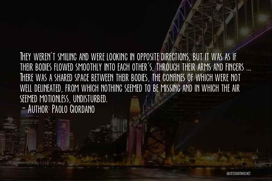 Undisturbed Quotes By Paolo Giordano