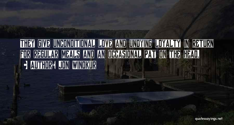 Undying Friendship Quotes By Jon Winokur