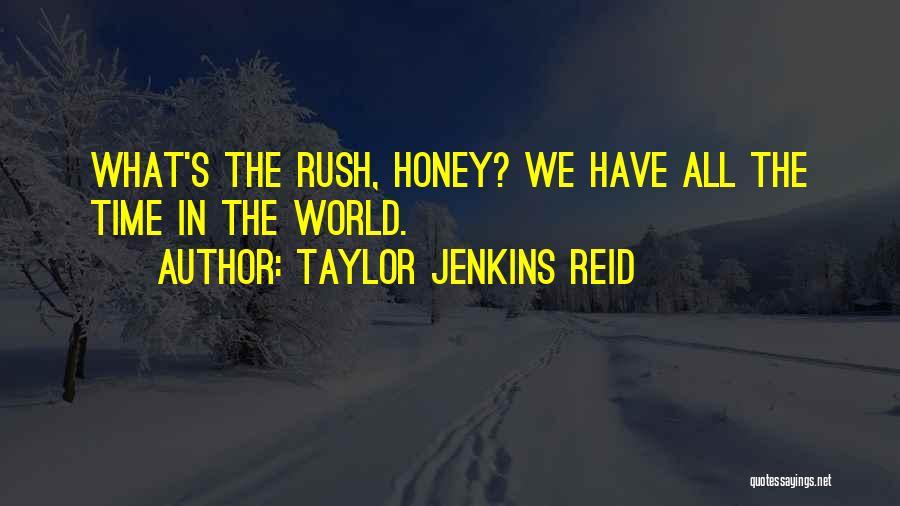 Unfair Love Quotes By Taylor Jenkins Reid
