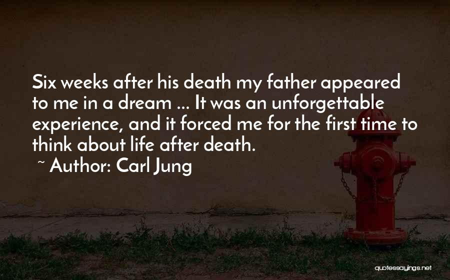 Unforgettable Experience In My Life Quotes By Carl Jung