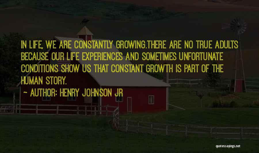 Unfortunate Love Quotes By Henry Johnson Jr