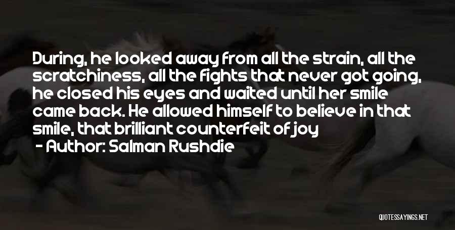 Unhappiness In Marriage Quotes By Salman Rushdie