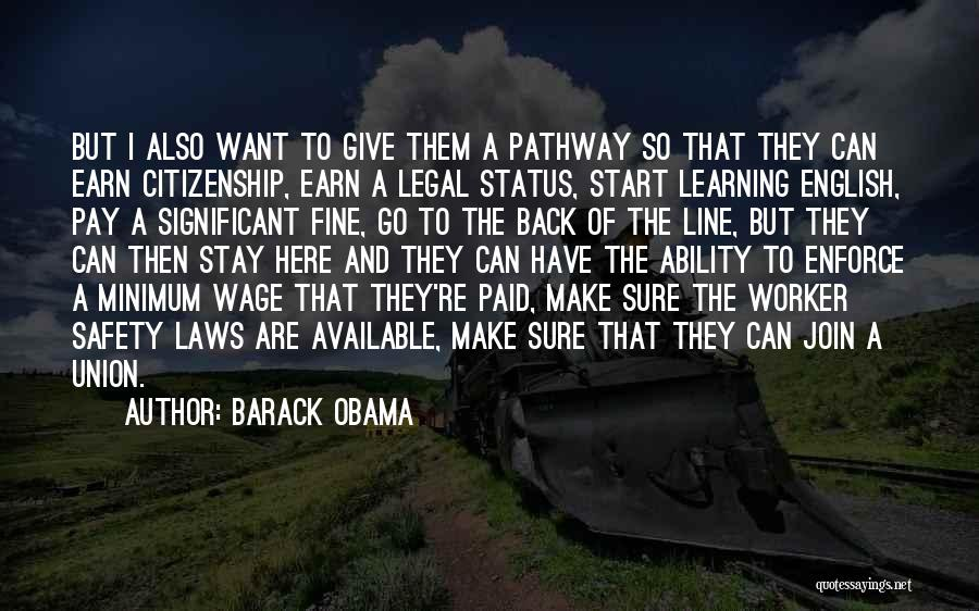 Union Quotes By Barack Obama