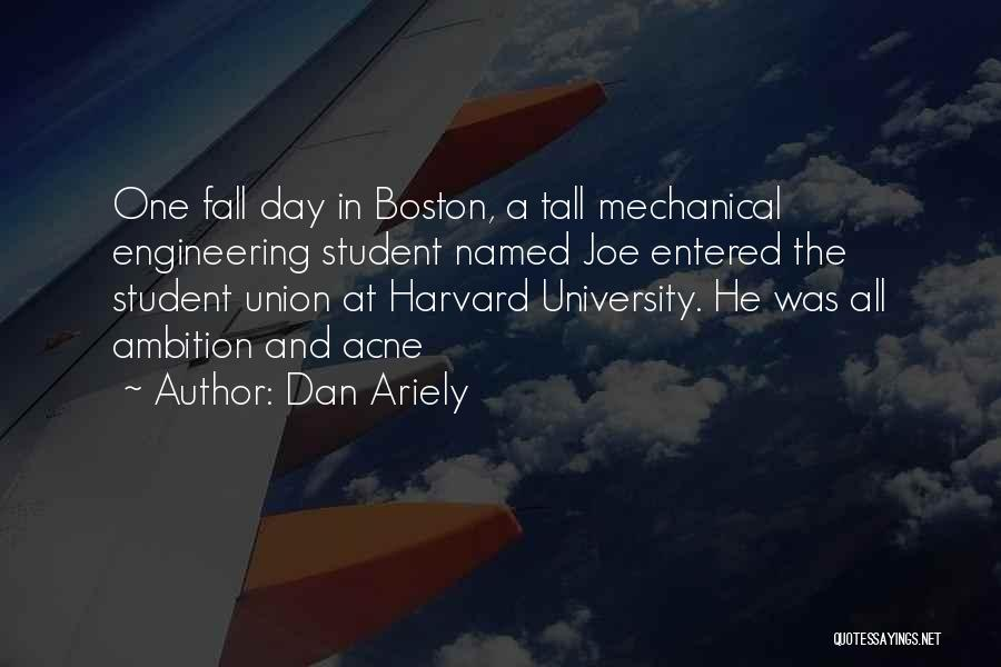 Union Quotes By Dan Ariely