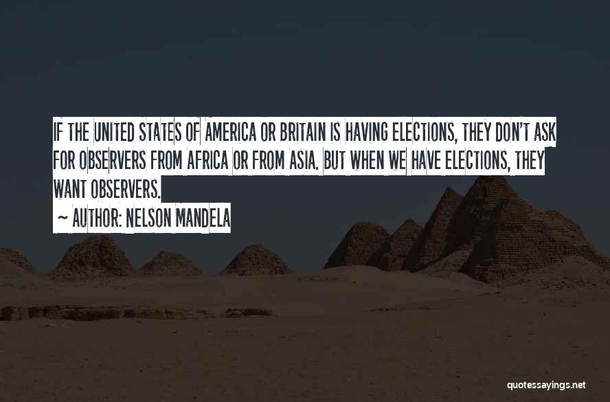 United States Of Africa Quotes By Nelson Mandela