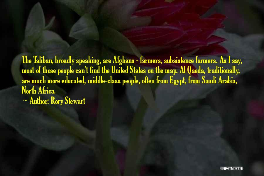 United States Of Africa Quotes By Rory Stewart