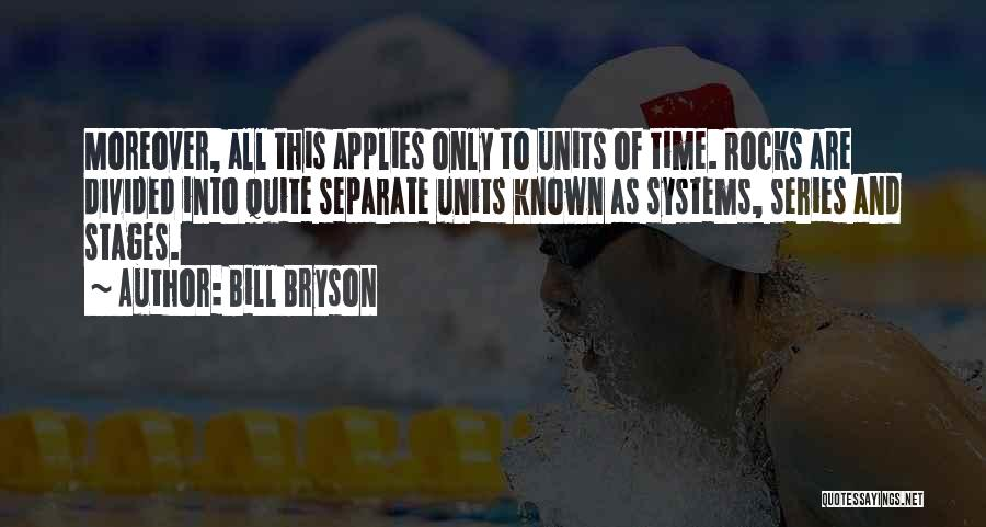 Units Quotes By Bill Bryson