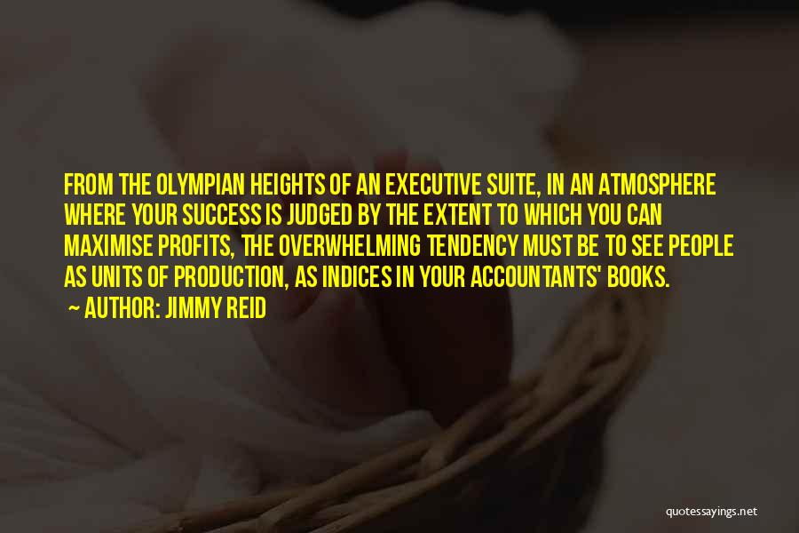 Units Quotes By Jimmy Reid