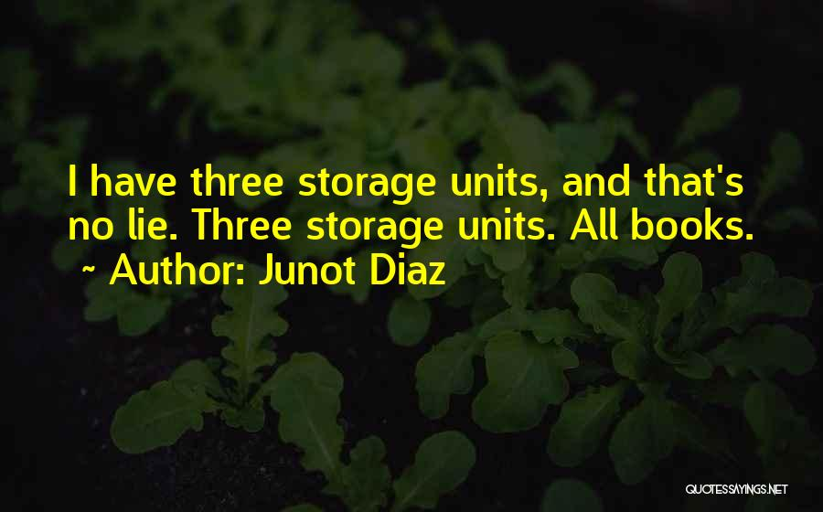 Units Quotes By Junot Diaz