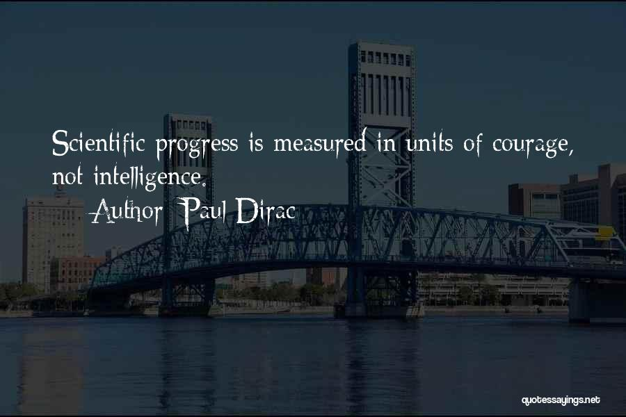 Units Quotes By Paul Dirac