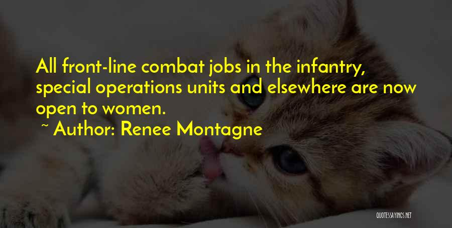 Units Quotes By Renee Montagne