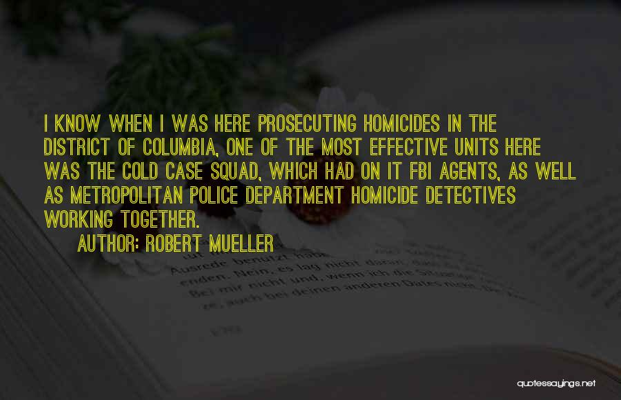 Units Quotes By Robert Mueller