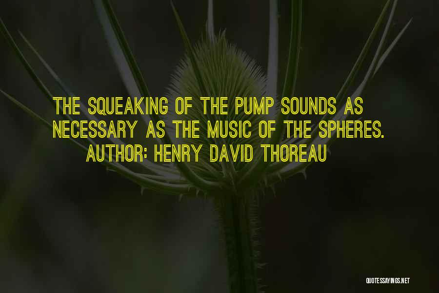 Unity And Music Quotes By Henry David Thoreau