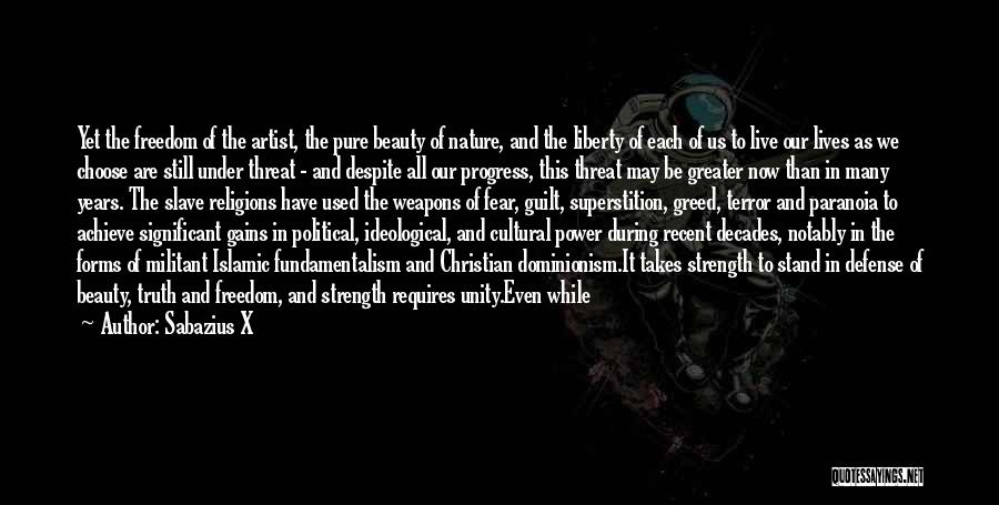 Unity Is Strength Quotes By Sabazius X