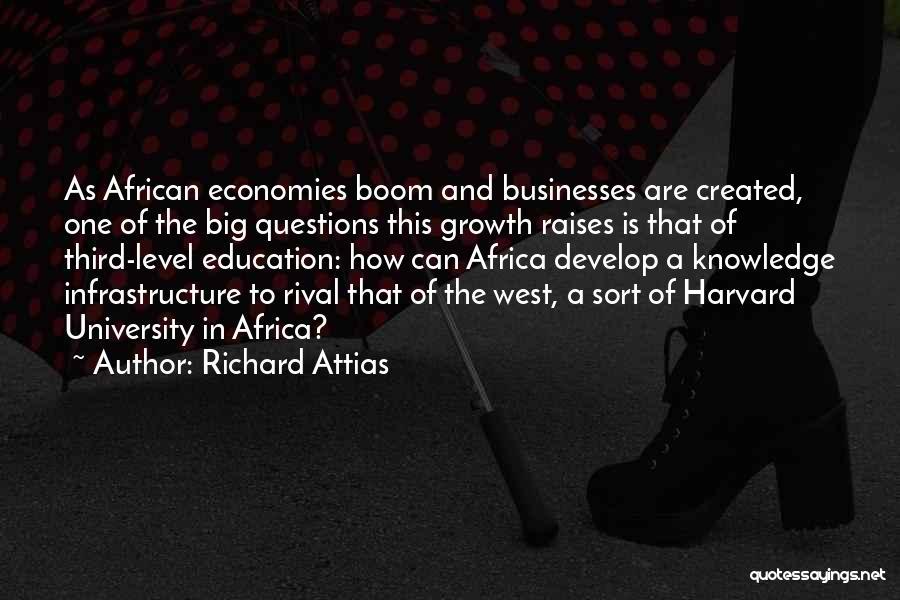University Education Quotes By Richard Attias
