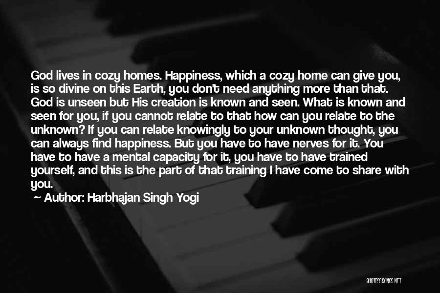 Unknown Family Quotes By Harbhajan Singh Yogi